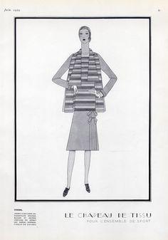 Chanel 1929 Fashion Sport | Hprints.com