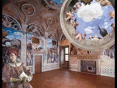 Andrea Mantegna - La Camera degli Sposi