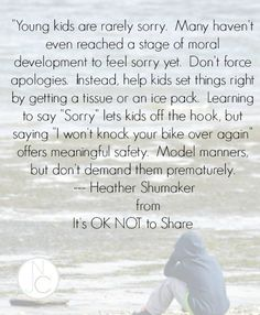 Model manners by helping kids set things right Parenting Done Right, Kids And Parenting, Parenting Hacks, Parenting Classes, Parenting Plan, Parenting Styles, Future Mom, Peaceful Parenting, Gentle Parenting Quotes