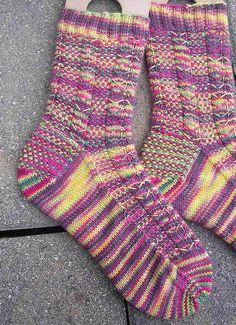 Ravelry: Edwardian Boating Socks pattern by Emma Grundy Haigh