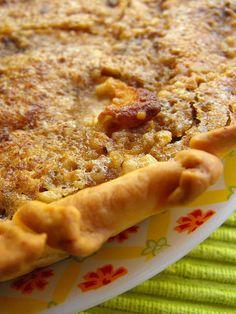 As receitas lá de casa: Tarte de maçã e nozes
