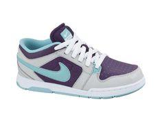$50.00 - Nike Air Mogan 3 Low (3.5y-7y) Girls' Shoe