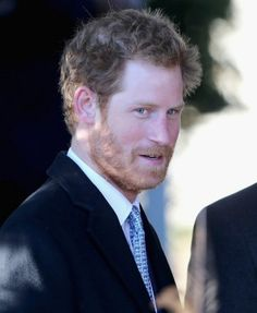 Prince Harry Defies Queen's Wishes, Refuses to Shave Beard | Vanity Fair