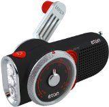 11. Eton Rover Self-Powered Weather Radio with Flashlight and USB Cell Phone Charger (see video) | Top 100 Survival Gear :: Emergency, Disaster, and Survival Gadgets