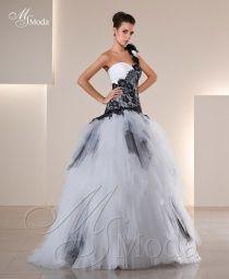 Цветные свадебные платья в СПб: 426 фото