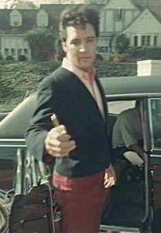 Image result for Elvis' Home Candid