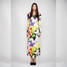 Mirkka Metsola. Meadow long dress