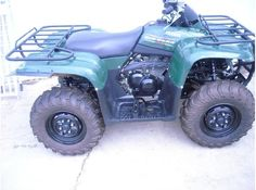 Search Used 2012 #Yamaha Big bear 400 4x4 irs #Four_Wheeler_ATV in Laurel @ AtvJunction.Com