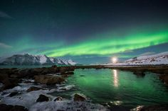 Frozen moment by Trichardsen