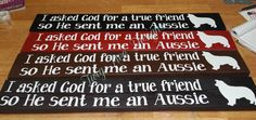 Aussie signs we did for a fundraiser - love these