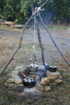 コツをつかめば簡単!焚き火料理を成功に導く5つのポイント