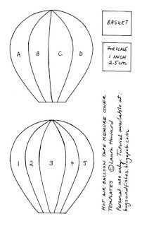 Imagini pentru free sewing pattern for hot air balloonBest Photos of Paper Hot Air Balloon Pattern - Hot Air Balloon Pattern, Hot Air Balloon Mobile Template and Paper Hot Air Balloon Mobile DIYGlue all six of the sheets together at their edges so ev Felt Patterns, Sewing Patterns Free, Free Sewing, Creation Deco, Creation Couture, Sewing Toys, Baby Sewing, Invitacion Baby Shower Originales, Diy Hot Air Balloons