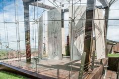 "Un nuovo progetto artistico nasce sulle colline del Barolo, là ""dove il cielo s'attacca alla collina"", per dirlo con le parole di Fenoglio scelte per dare titolo all'opera dell'artista albese Valerio Berruti... [leggi su http://www.artesera.it/index.php/blog/article/dove_il_cielo_sattacca_alla_collina]"