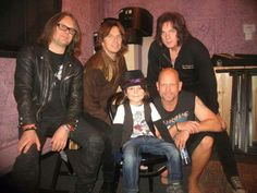 """FB post """"Joey Tempest Europe Live"""""""