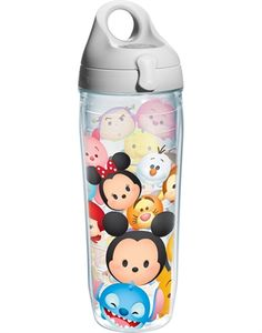 Disney - Tsum Tsum Stack Wrap With Lid - water bottle Disney Dishes, Disney Cups, Casa Disney, Disney Rooms, Disney Tsum Tsum, Disney Pixar, Disney Love, Disney Magic, Disney Water Bottle