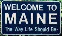 Maine. I have lived here several times. Would live there again! Love Maine!