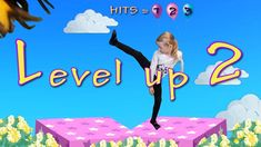 Level Up 2! (Video Game Workout For Kids)