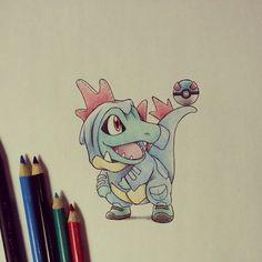 Adorables Pokémon vestidos como sus evoluciones