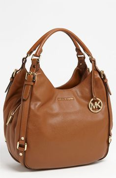 MICHAEL Michael Kors 'Bedford - Large' Shoulder Hobo available at #Nordstrom