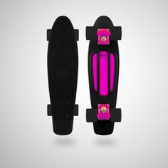 My customized penny board