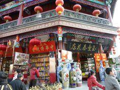 Shopping in Tianjin, China