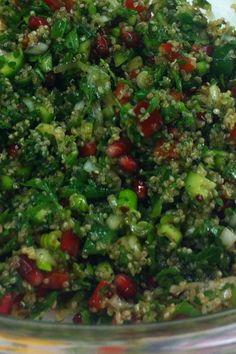 Sarma ve dolma tarifi – The Most Practical and Easy Recipes Guacamole, Sprouts, Pasta, Salad, Vegetables, Ethnic Recipes, Food, Bulgur, Essen