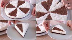 La torta fredda cocco e cioccolato è un dolce goloso che non ha bisogno di…