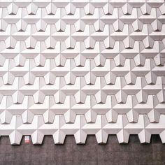 #palaubalaña #cinema, designed by #PereRicartBiot in #1965. #Barcelona #igersbarcelona #architecture #archilovers #architecturelovers #archdaily #archiporn #archiphoto #facade #barcelonafacades #facades #brutal #brutalism #brutalist #brutalarchitecture #brutalistarchitecture #modernism #modernarchitecture #modern