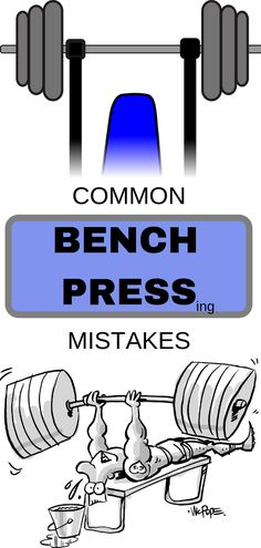Common Bench Press Mistakes that are Killing your Gains - - Most people are going to the gym and keep doing these common bench press mistakes without even knowing about it, and they are wondering where are the gains Bodybuilding Routines, Bodybuilding Training, Muscle Building Workouts, Gym Workouts, Gain Muscle, Build Muscle, Spartacus Workout, Leg Training, Core Muscles