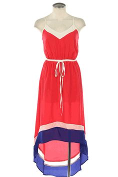 Cascading High-Low Dress.     Love this dress? Click to get it now! Free Shipping, always ☺