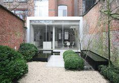 HOUSE EVA - Van Noten Architects Garden - Kristof Swinnen