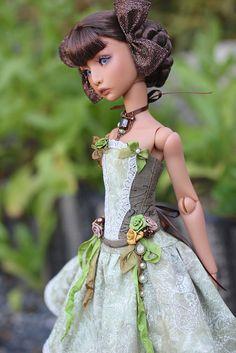 "clouetvis: "" Lillycat Cerisedolls Ninon by caracal0407 on Flickr. """