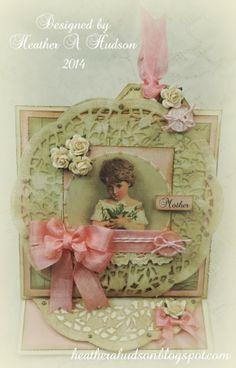 Really Reasonable Ribbon's Ramblings!: Mother's Day Card Tutorial