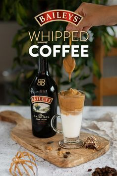Holiday Drinks, Party Drinks, Cocktail Drinks, Fun Drinks, Yummy Drinks, Beverages, Coffee Drink Recipes, Alcohol Drink Recipes, Coffee Drinks