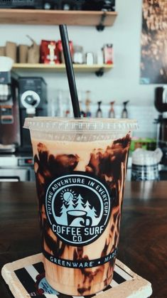 It keeps you awake for 18 hours and contains 5 grams of caffeine: here is Asskicker, the strongest coffee in the world But First Coffee, Coffee Love, Iced Coffee, Coffee Drinks, Aesthetic Coffee, Aesthetic Food, Yummy Drinks, Yummy Food, Healthy Food