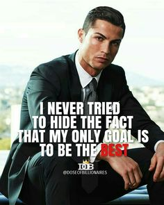 People that aren't on your level will call you a narcissist I say step your mothafuckin game up. Football Quotes, Soccer Quotes, Wisdom Quotes, Quotes To Live By, Life Quotes, Motivational Quotes For Success, Inspirational Quotes, Cristiano Ronaldo Quotes, Karma