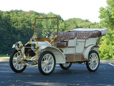 1909 Packard Model-18 Touring