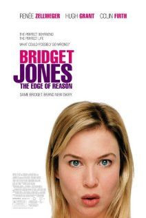 Character You Can Relate to the Most: Bridget Jones... Minus all the hotness with Hugh Grant & Colin Firth