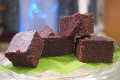 Oh no! I really do need to eat my vegetables!: Real Food Room Temp Fudge