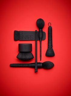 Had a little crush  NARS Kabuki Brushes for August 2014