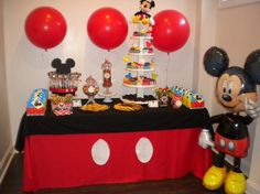 Photo 20 of 21: Mickey Mouse / Birthday Mickey Mouse Clubhouse | Catch My Party