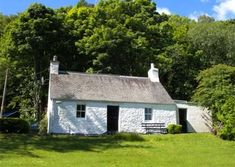 white cottage with shutters scotland - Yahoo Search Results Yahoo Image Search results