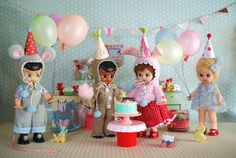 Wonderful and charming photograph by Paperdolly via Candy Pop!