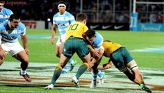 Los Pumas no pudieron frente Australia
