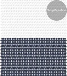 FilzKugelTeppiche mit Muster jetzt nach eigenen Wunsch! Das bezaubernde Design dieses Teppichs markiert Qualität auf jeder Ebene. Wer den Raum erwärmen möchte, ist dieser Teppich die beste Lösung.