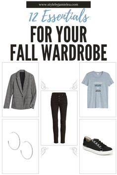 12 Essentials For Your Fall Wardrobe, How to Style Fall Essentials, Essentials for Your Wardrobe, Everyday Fall Essentials, How to Dress With Fall Essentials, Fall Essentials For Over 40, Fall Essentials For Over 50, Fall Essentials To Wear In Your 20's and 30's, Fall Essentials For Any Age, Outfit Ideas With Fall Essentials, How to Add Trends To Fall Essentials, Simple Outfit Ideas, Mix and Match, Foundation For Your Wardrobe, What to Wear Over 40, What to Wear Over 50, Your Guide To Style Mom Wardrobe, Build A Wardrobe, Wardrobe Basics, Winter Wardrobe Essentials, Fall Capsule Wardrobe, Fashion Essentials, Fashion Capsule, Fall Fashion Outfits, Autumn Fashion