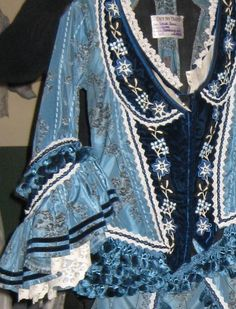 Closeup of the Copenhagen costumes & Broadway Costumes, Theatre Costumes, Musical Theatre, Paris Opera House, Music Of The Night, Songs To Sing, Phantom Of The Opera, Historical Costume, Costume Design