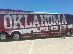 There's only one Oklahoma sooners