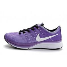 new products 20235 2229c Nike Flyknit Trainer+ Unisex Lilla Svart   Nike billige sko   kjøp Nike sko  på nett   Nike online sko   ovostore.com