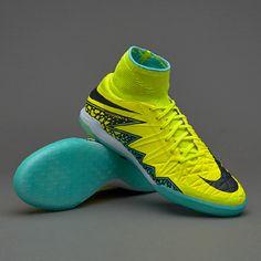Nike Kids HypervenomX Proximo IC - Volt/Black